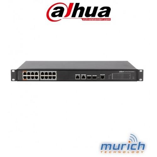 DAHUA PFS4218-16ET-240